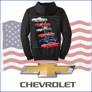 Chevrolet Hoodies/Sweats