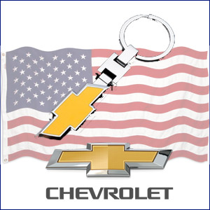 Chevrolet Keyrings