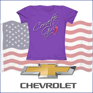 Chevrolet/GM Ladies & Kids
