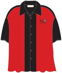 Corvette C3 Crew Shirt 2X-LARGE