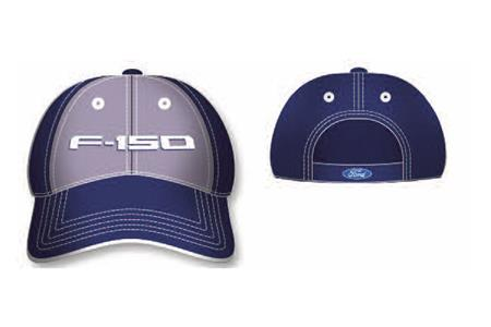 Ford F-150 Cap Two Tone Blue