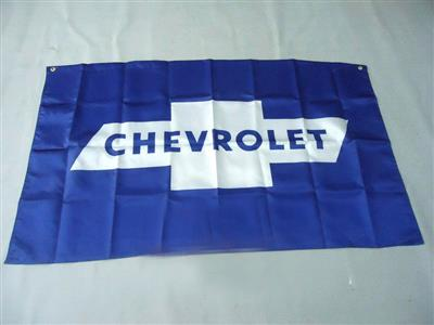 Genuine Chevrolet Flag 150x90cm