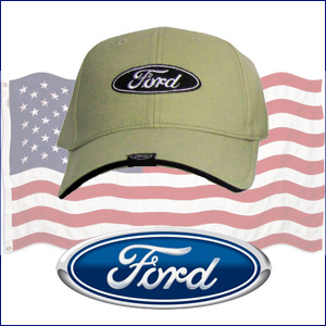 Ford Caps
