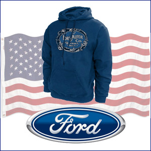 Ford Hoodies/Sweats