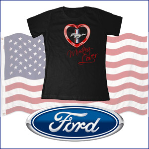 Ford Ladies & Kids