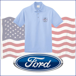 Ford Polo Shirts