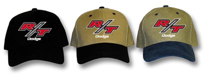 Dodge R/T Cap Black