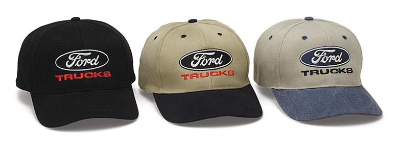 Ford Trucks Cap Khaki & Black