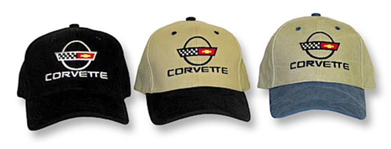 Corvette C4 Cap Black