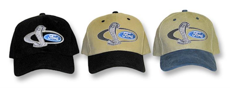 Ford Cobra Cap Black