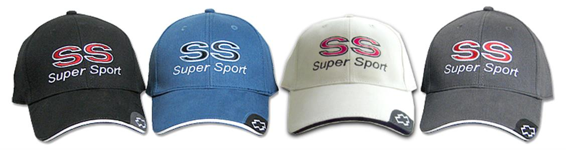 Chevrolet SS Super Sport Cap Blue