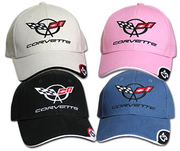 Corvette C5 Cap Black