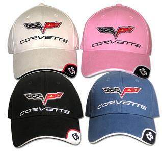 Corvette C6 Cap Blue