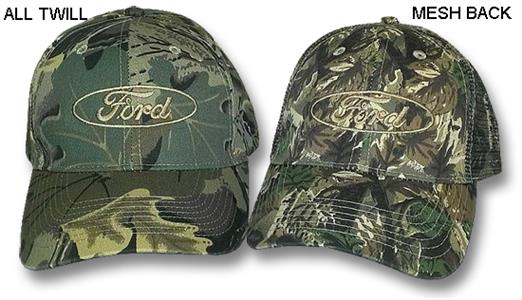 Ford Camouflage Cap