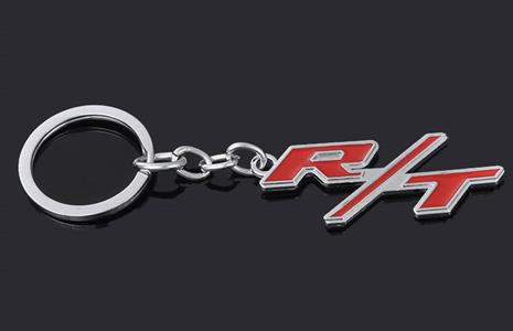 Chrysler & Jeep R/T Keyring