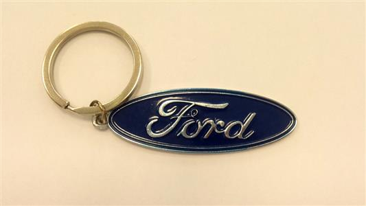 Ford Oval Keyring