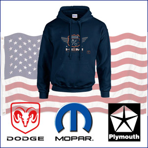 Mopar Hoodies/Sweats