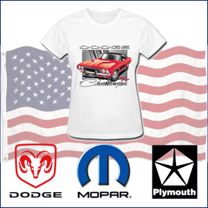 Mopar Ladies & Kids