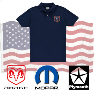 Mopar Polo Shirts
