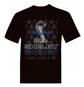 Shelby Triple Threat T-Shirt Black 2X-LARGE