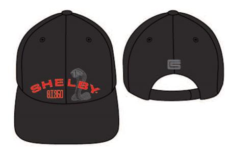 Shelby GT350 Cap Black