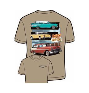 Chevrolet Nomad T-Shirt Beige MEDIUM