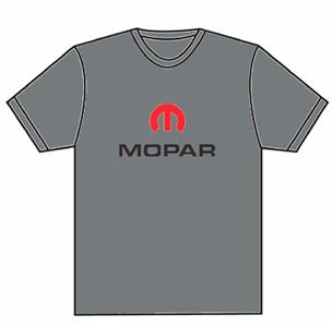 Mopar 1964 Logo T-Shirt Grey 3X-LARGE