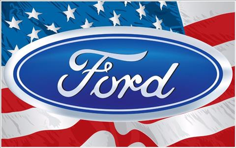 Ford Stars And Stripes Flag 150x90cm