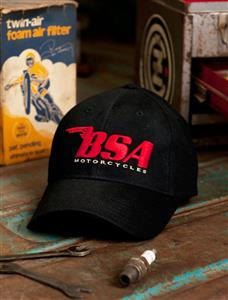BSA Cap Black