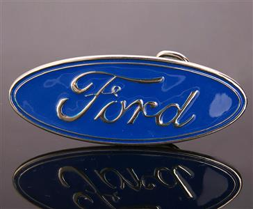 Ford Blue Oval Belt Buckle