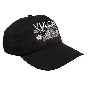 Vulcan British Legend Cap Black