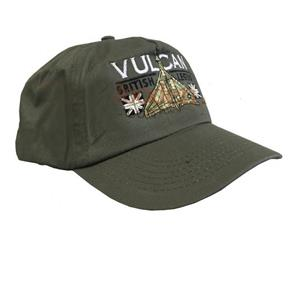Vulcan British Legend Cap Olive Green