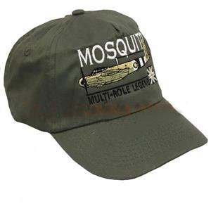 Mosquito Multi Role Legend Cap Olive Green